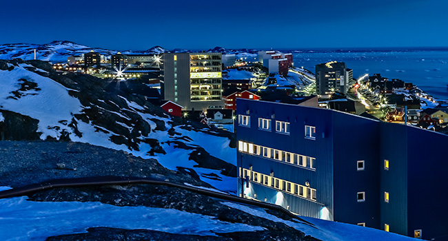 Invitation to Arctic Politics Research Seminar 2019 - 20 March